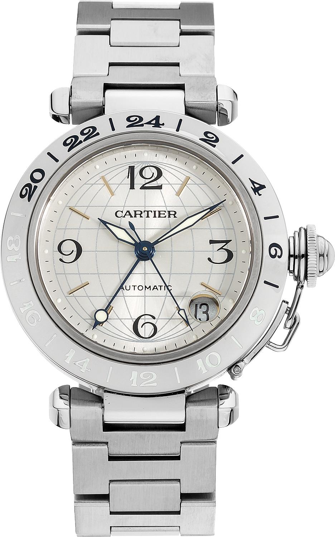 Cartier Pasha C GMT W31029M7