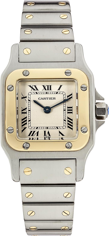 Cartier Santos Galbee W20012C4