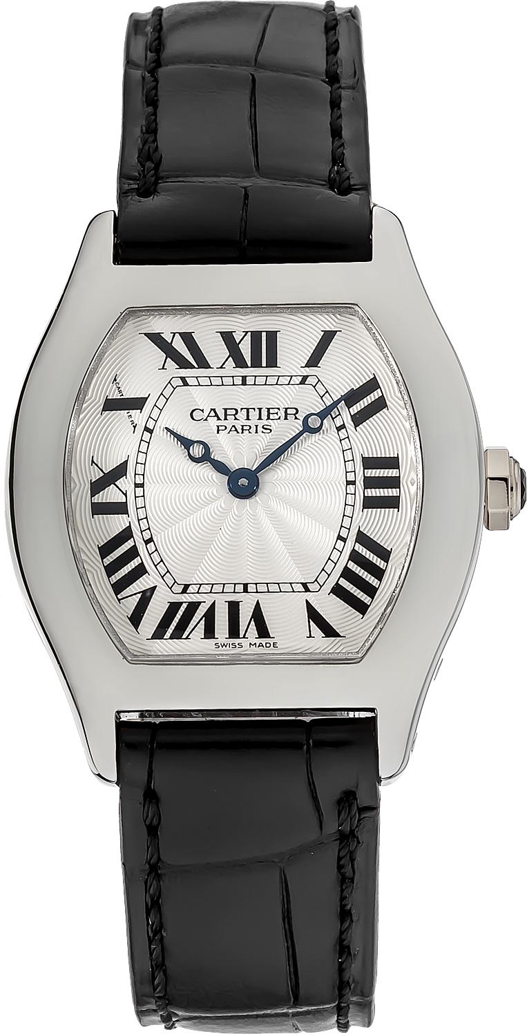 Cartier Tortue Manual W1540351