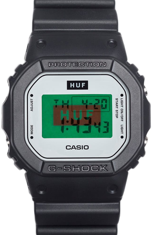 Casio 15th Anniversary Limited Edition Collaboration DW5600HUF-1