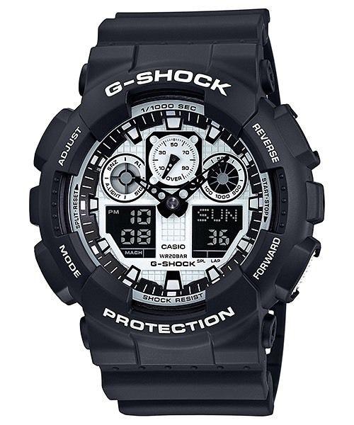 Casio G-Shock GA100BW1A