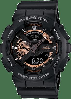 Casio G-Shock GA110RG-1A