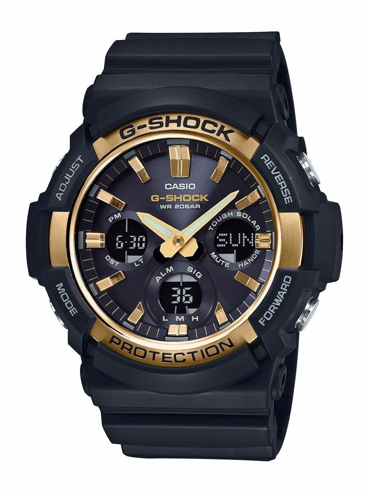 Casio G-Shock GAS100G-1A