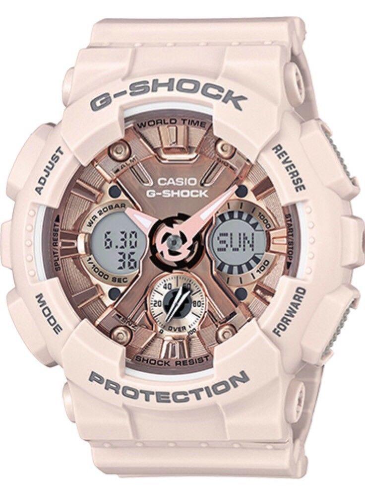 Casio G-Shock GMAS 120MF-4A