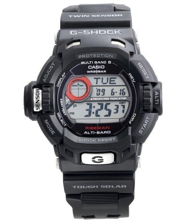 Casio G-Shock Riseman GW9200-1