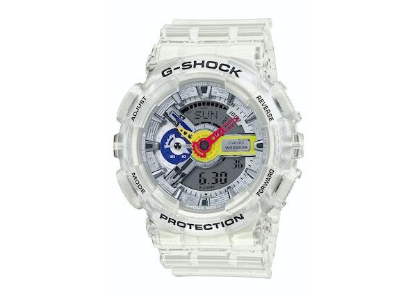 Casio G-Shock x ASAP Ferg Limited Edition GA110FRG-7AER