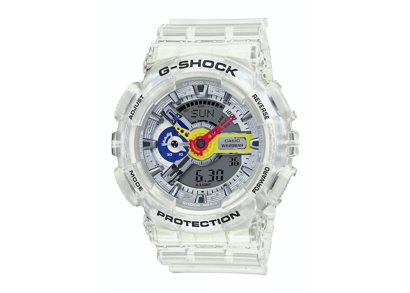 Casio G Shock X Asap Ferg Limited Edition Ga110frg 7aer 49mm