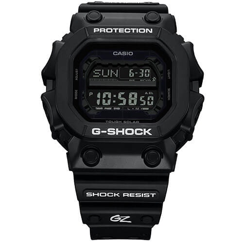"Casio G-Shock x Gorillaz Limited Edition ""Russel Hobbs"" GX-56BBGRLR-1"