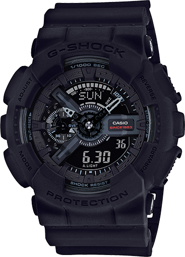 Casio G-Shock 35th Anniversary Big Bang GA135A-1A