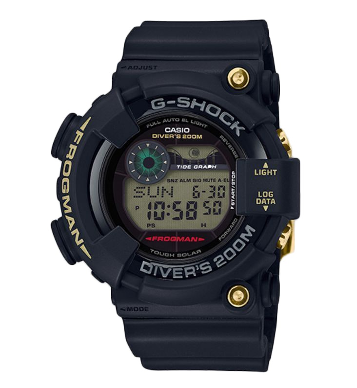 Casio G-Shock 35th Anniversary Frogman GF8235D-1B