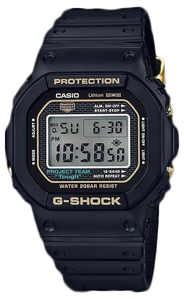 Casio G-Shock 35th Anniversary Origin Gold DW5035D1B
