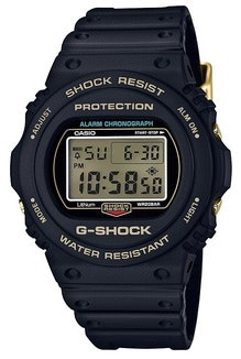 Casio G-Shock 35th Anniversary Origin Gold DW5735D1B