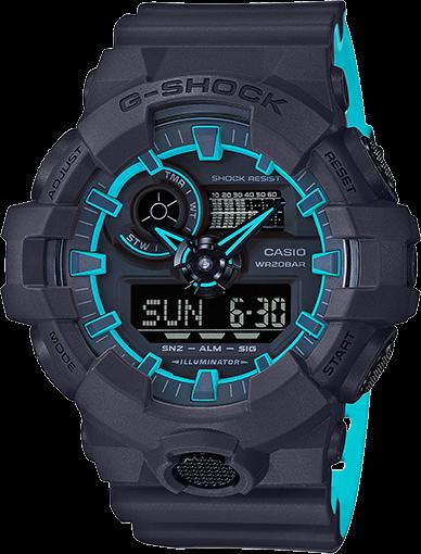 Casio G-Shock Analog-Digital GA700SE-1A2