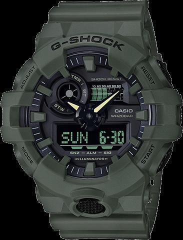 Casio G-Shock Analog-Digital GA700UC-3A