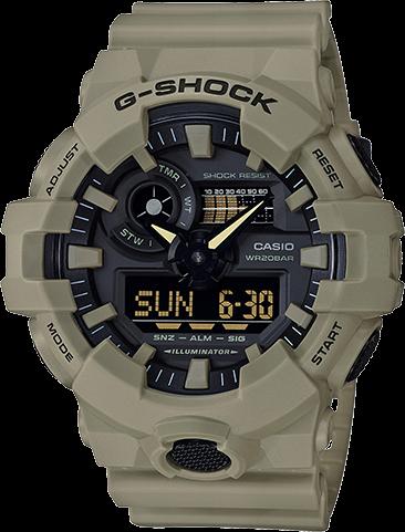 Casio G-Shock Analog-Digital GA700UC-5A
