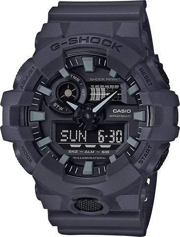 Casio G-Shock Analog-Digital GA700UC-8A