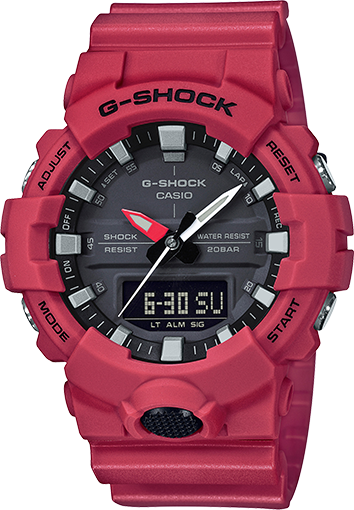 Casio G-Shock Analog-Digital GA800-4A