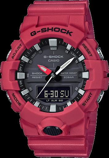 Casio G-Shock Analog-Digital GA800-4A