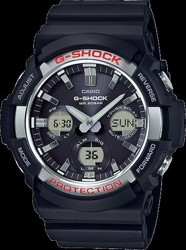 Casio G-Shock Analog-Digital GAS100-1A