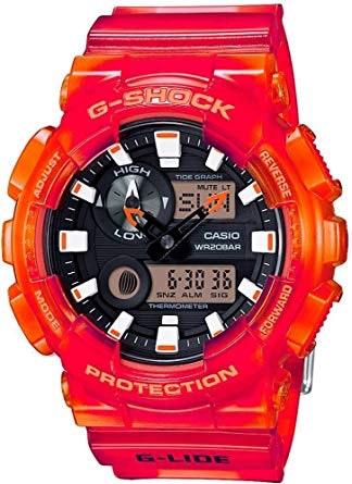 Casio G-Shock Analog-Digital GAX100MSA-4A