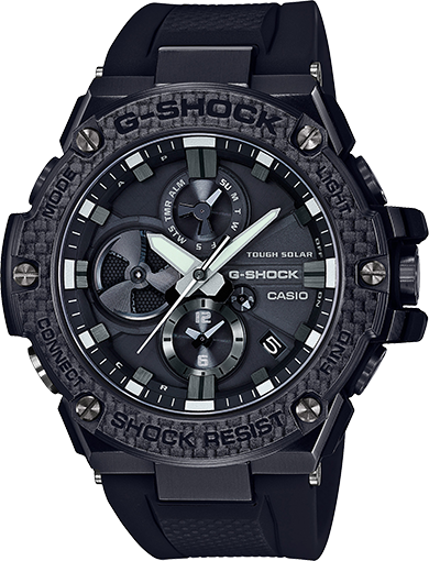 Casio G-Shock G Steel GSTB100X-1A