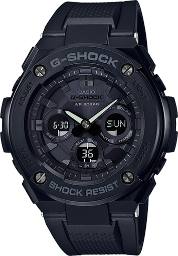 Casio G-Shock G Steel GSTS300G-1A1