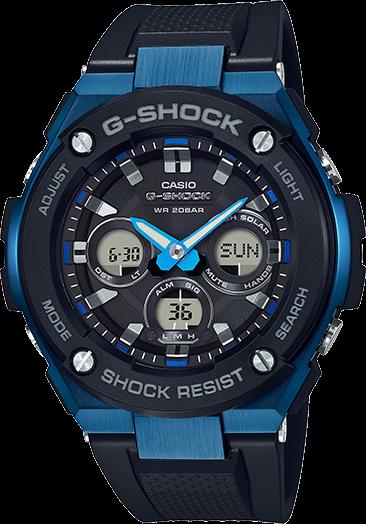 Casio G-Shock G Steel GSTS300G-1A2