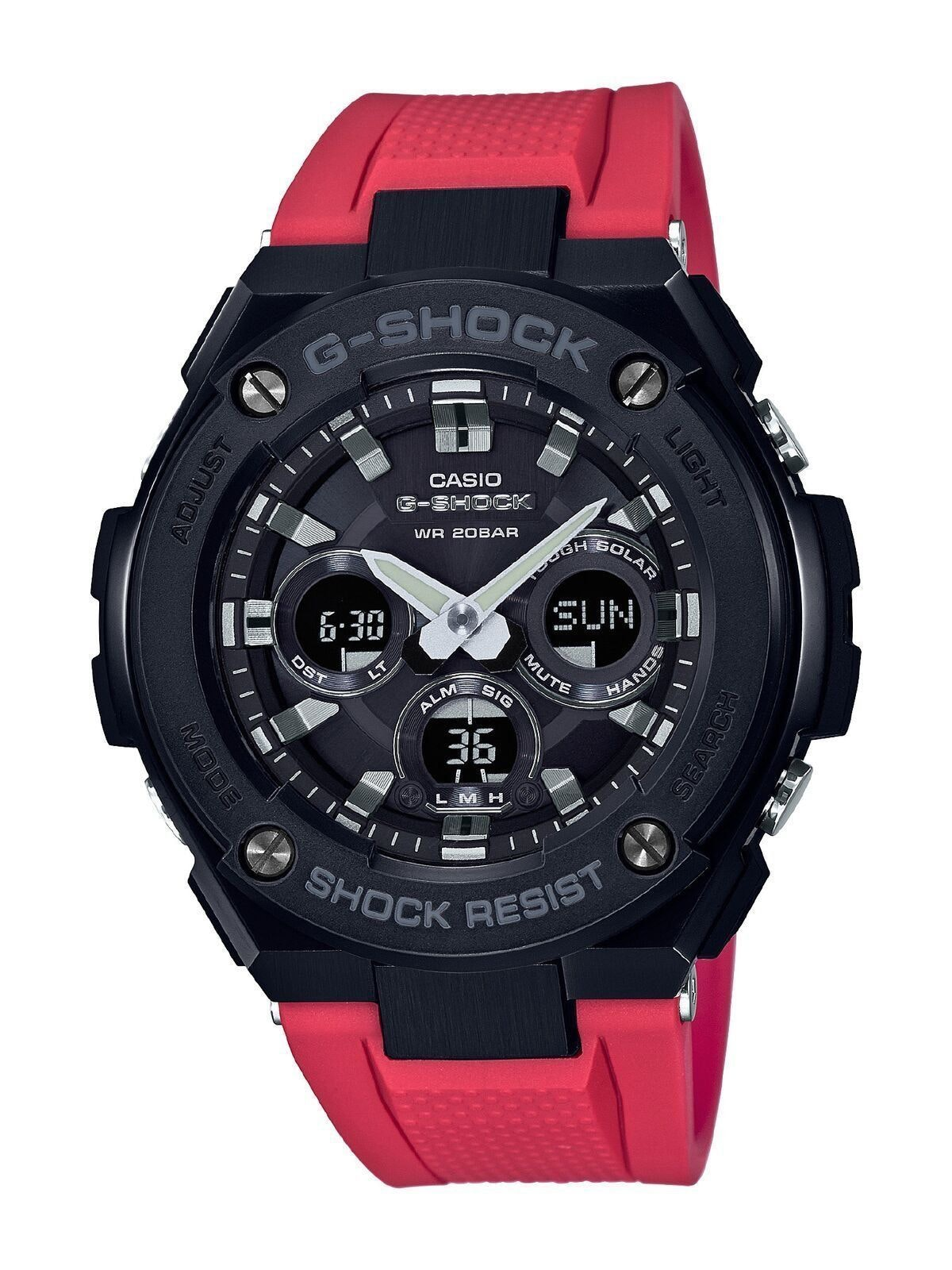 Casio G-Shock G Steel GSTS300G-1A4