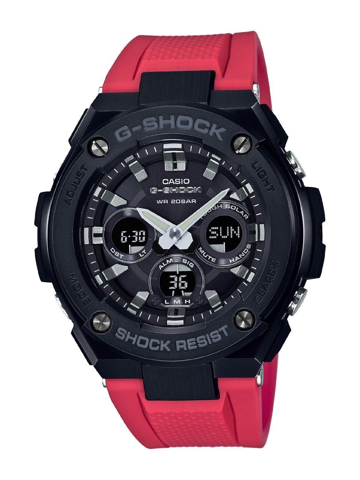 Casio G-Shock G Steel GSTS300G-1A4
