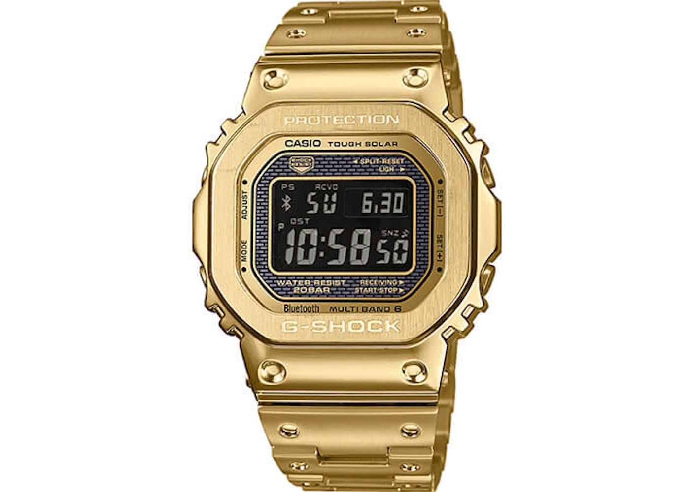 4c8e43a6827 Casio G-Shock GMW-B5000GD-9 - 44mm