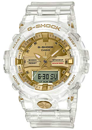 Casio G-Shock Glacier Gold GA835-7A