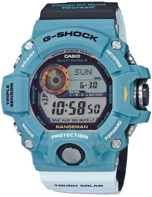 Casio G-Shock Rangeman Limited Edition GW-9402KJ-2JR