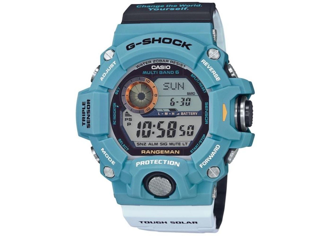 g shock rangeman 2018 limited edition