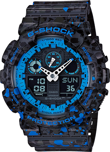 Casio G-Shock Stash Collaboration Limited Edition GA100ST-2A