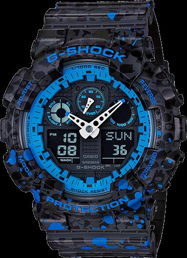 Casio G-Shock Stash Collaboration Limited Edition GA100ST-2A