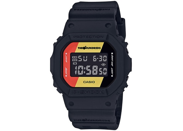 Casio G-Shock The Hundreds Limited Edition DW-5600HDR-1