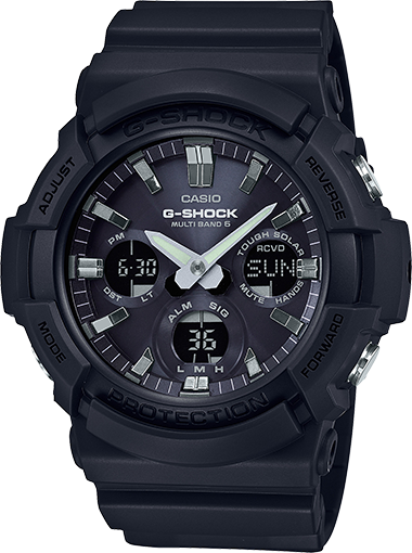 Casio G-Shock Tough Solar GAW100B-1A