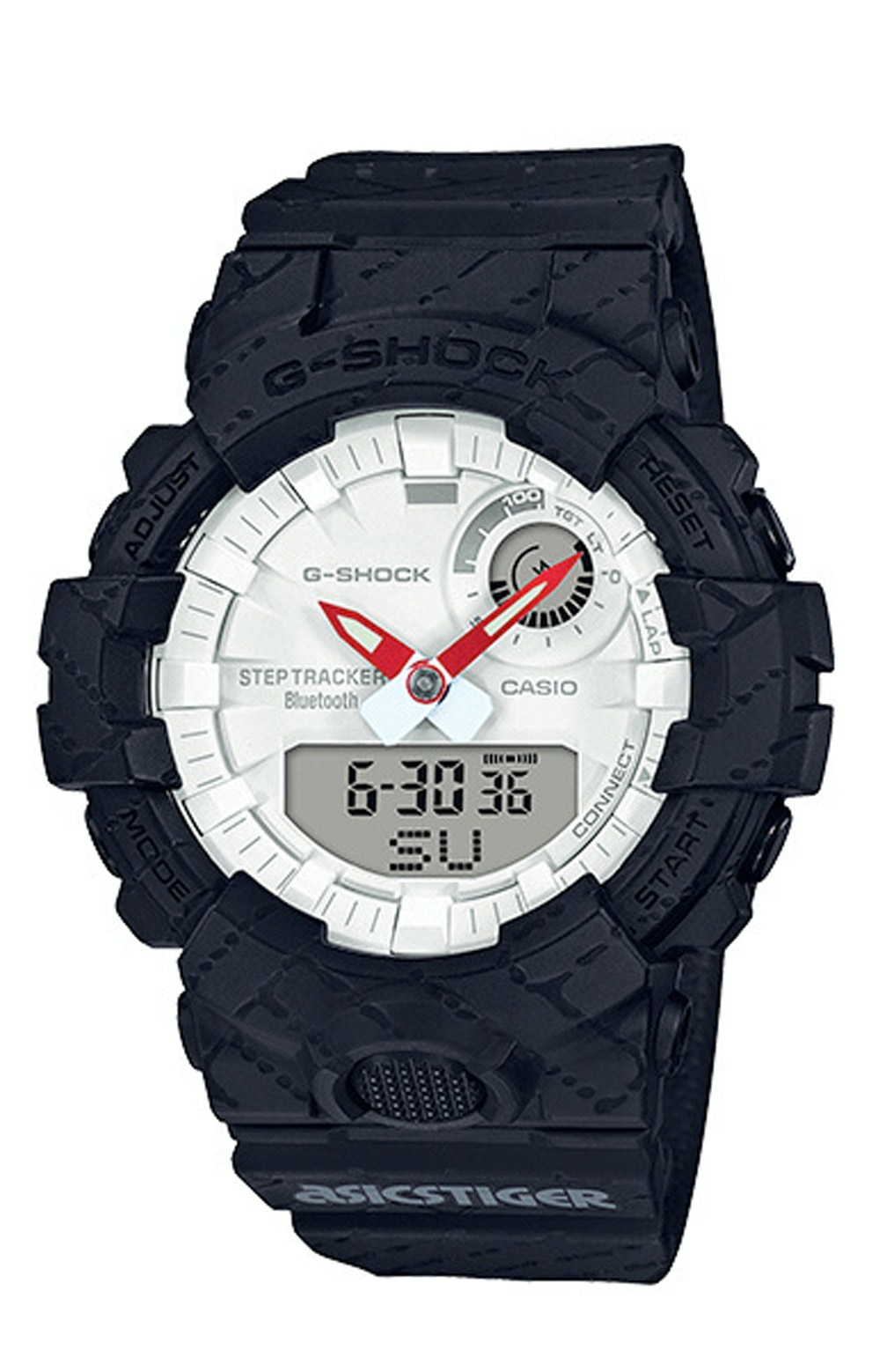 Casio G-Shock x Asics Tiger GBA-800AT-1A