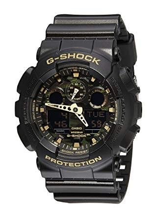 Casio G-Shock x Supra GA-100CF-1A9CR