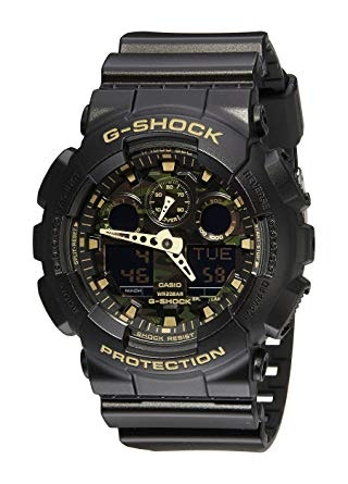 Casio G-Shock x Supra GA-100CF-1A9CR