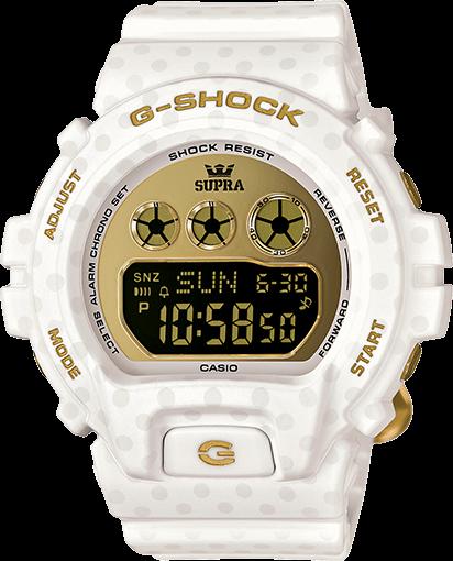 Casio G-Shock x Supra GMDS6900SP-7