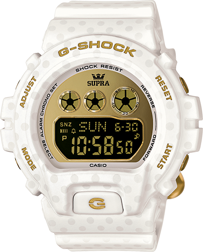 Casio G-Shock x Supra GMDS6900SP-7