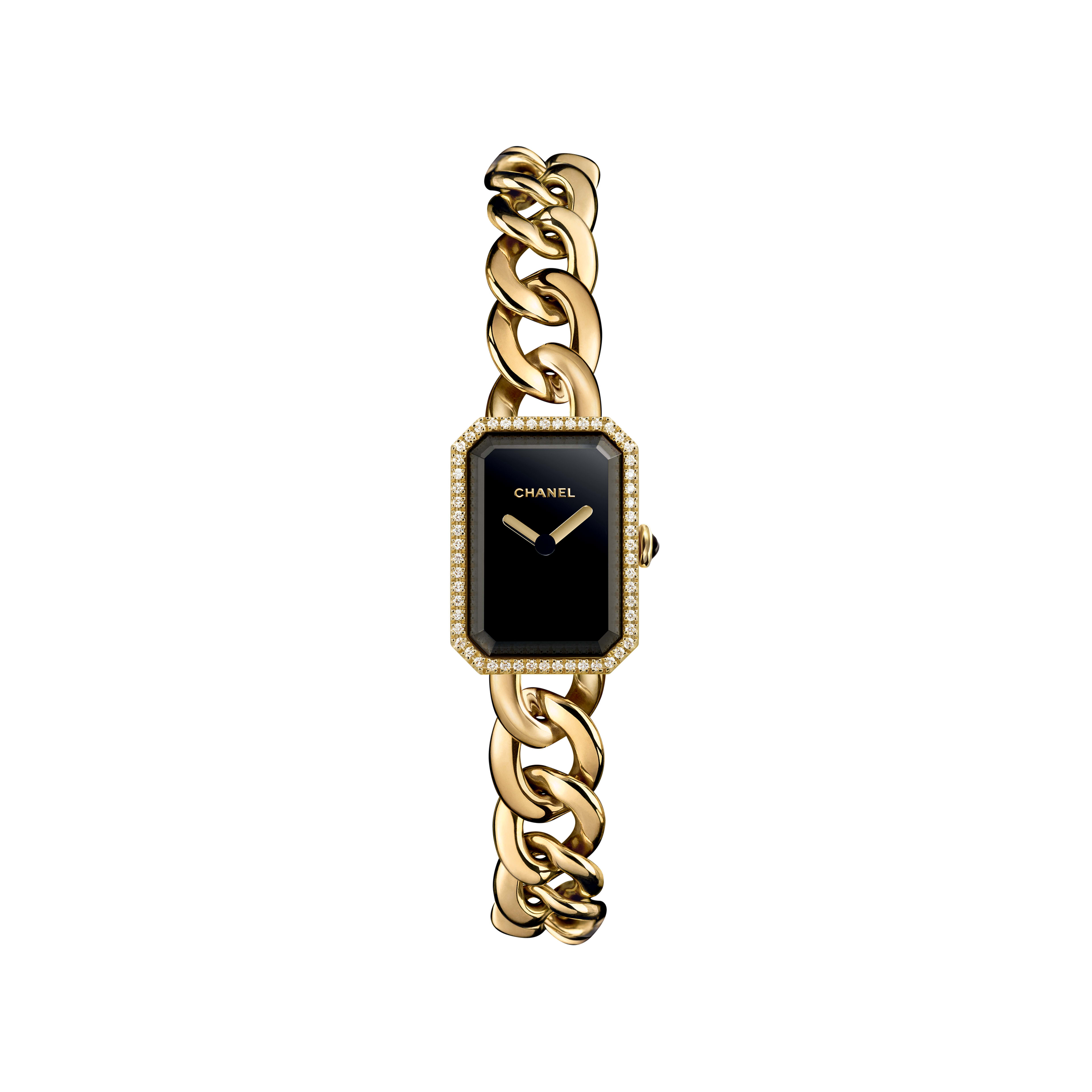 Chanel Premiere Chain H3258 In Yellow Gold