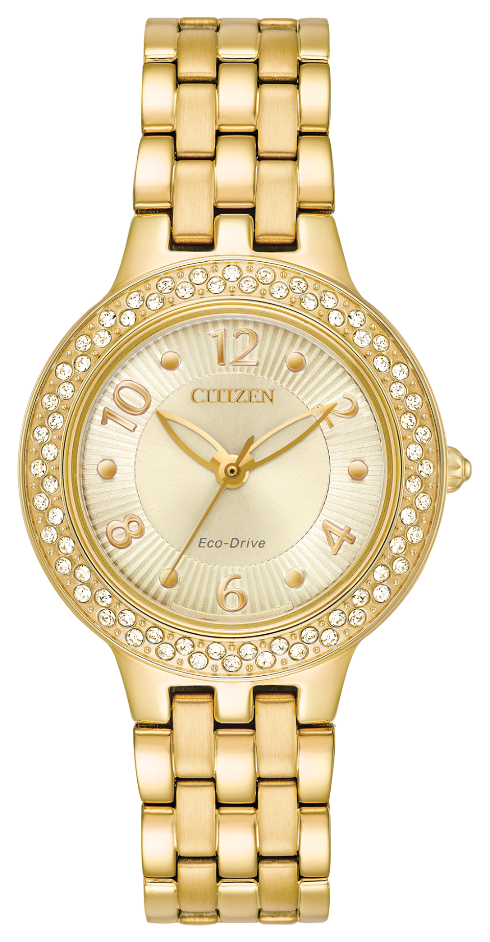 Citizen Silhouette Crystal FE2082-51P
