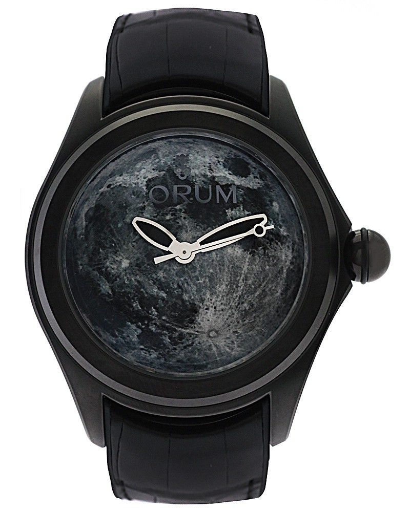 Corum Bubble 47 Solar System Moon 082.310.98/0001 MO01