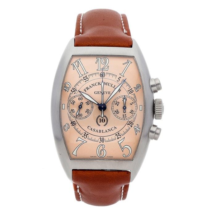 Franck Muller Casablanca Chronograph 10th Anniversary Limited Edition 8880 C CC BR