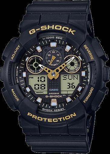 G-Shock Analog-Digital GA100GBX-1A9