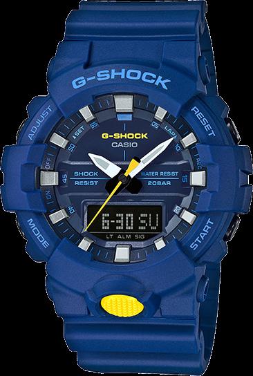 G-Shock Analog-Digital GA800SC-2A