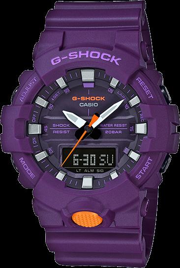 G-Shock Analog-Digital GA800SC-6A