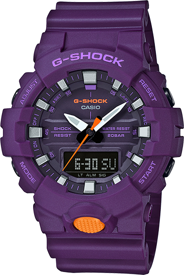 G-Shock Analog-Digital GA800SC-6A